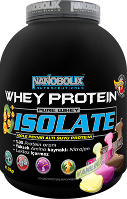 İsolate Whey Protein 2300gr